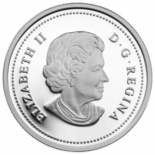 2014 Exploring Canada - The Pioneering Mapmakers 3/4oz .9999 Silver Coin $15 - Royal Canadian Mint 2