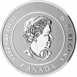 2015 Looney Tunes - Bugs Bunny 1/4oz .9999 Silver Coin $20 - Royal Canadian Mint 4