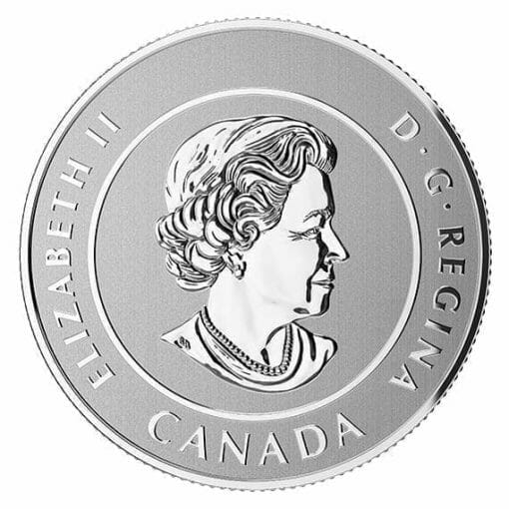 2015 DC Comics Originals - Superman 1/4oz .9999 Silver Coin $20 - Royal Canadian Mint 3