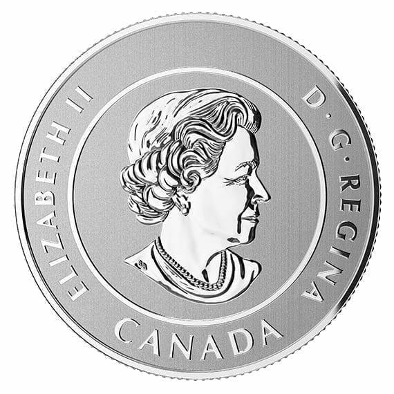 2016 Star Trek Enterprise $20 1/4oz .9999 Silver Coin - Royal Canadian Mint 3