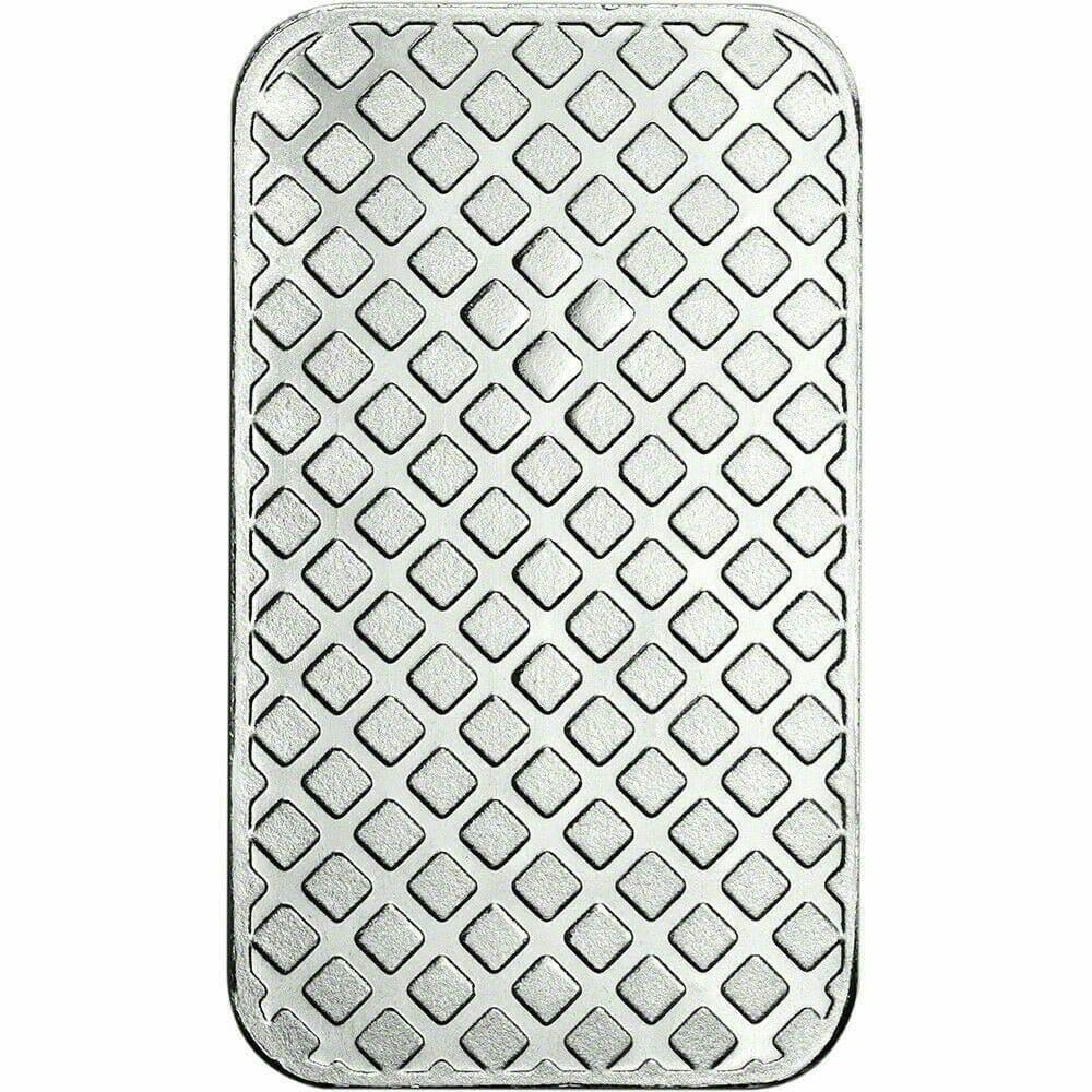 Morgan Dollar Design 1oz .999 Silver Minted Bullion Bar 1