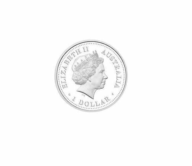 1986 - 2006 Australian Antarctic Territory - Edgeworth David - 1oz .999 Silver Proof Coin - Perth Mint 3