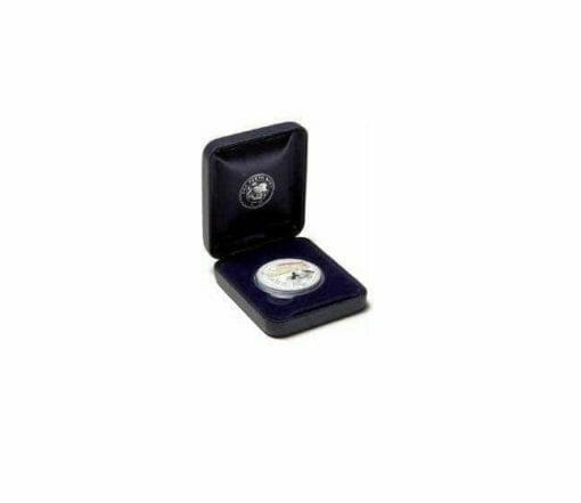 1986 - 2006 Australian Antarctic Territory - Edgeworth David - 1oz .999 Silver Proof Coin - Perth Mint 2