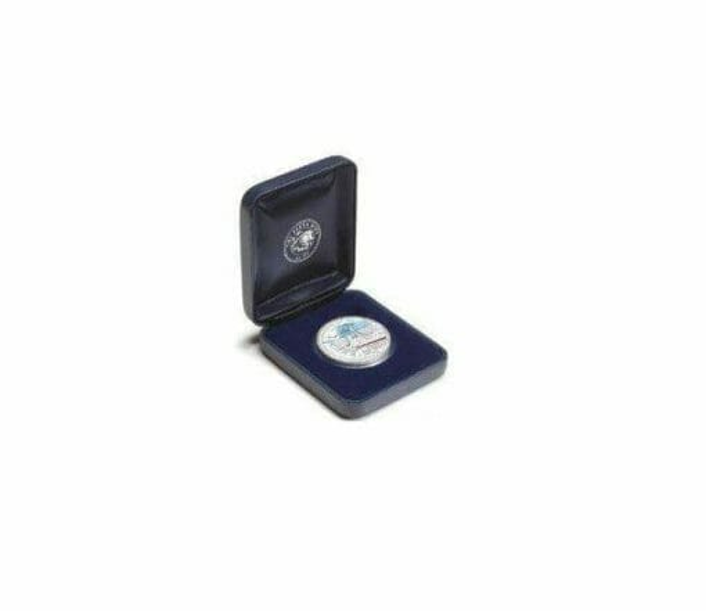 1957 - 2007 Australian Antarctic Territory - Davis Station - 1oz .999 Silver Proof Coin - Perth Mint 2