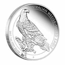 2017 Australian Wedge-Tailed Eagle 1oz Silver Proof Coin