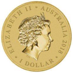 2018 Australian Citizenship $1 Coin - Aluminium Bronze - The Perth Mint