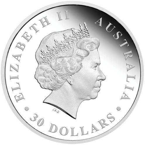 2016 Australian Koala 1 Kilo Silver Proof Coin - The Perth Mint 999 & 9999