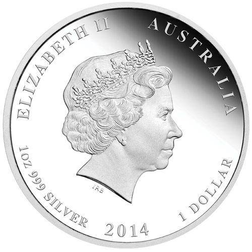 The ANZAC Spirit – Declaration of War 1oz Silver Proof Coin