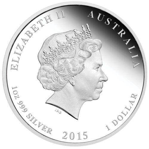 The ANZAC Spirit – Making of a Nation 1oz Silver Proof Coin