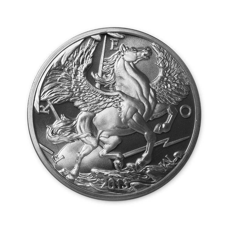 2013 Pegasus 1oz .999 Silver Bullion Coin - Modern Ancients - GoldSilver