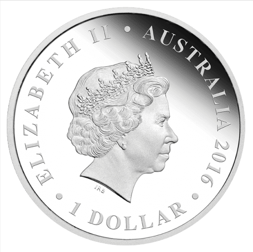 RSL Centenary 2016 1oz Silver Proof Coin - The Perth Mint 999 & 9999