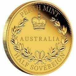 2016 Australian Half Sovereign Gold Proof Coin
