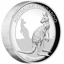 2016 Australian High Relief Three-Coin Collection - The Perth Mint 999 & 9999