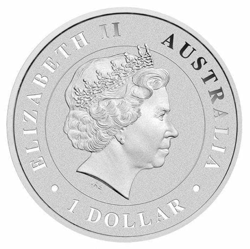 2015 Australian Funnel-Web Spider 1oz .999 Silver Bullion Coin - Perth Mint