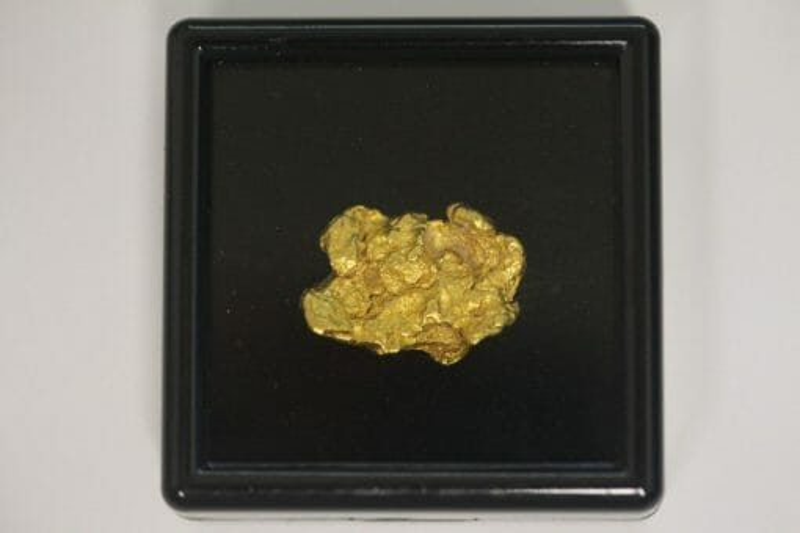 Natural Western Australian Gold Nugget - 7.70g