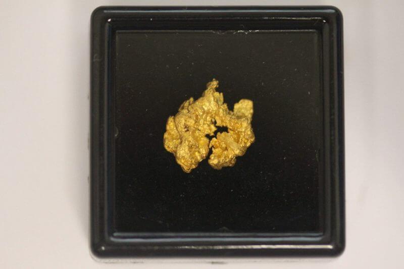 Natural Western Australian Gold Nugget - 1.51g