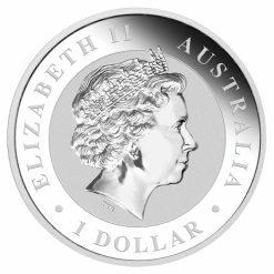 2013 Australian Koala 1oz .999 Silver Bullion Coin - The Perth Mint 5
