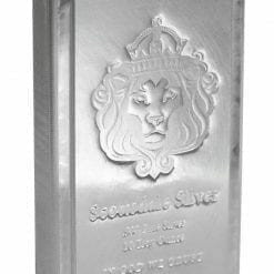 Scottsdale Silver 10oz .999 Silver Bullion Stacker Bar 4