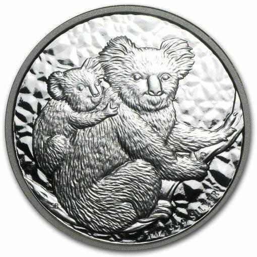 2008 Australian Koala 1oz .999 Silver Bullion Coin – The Perth Mint 1