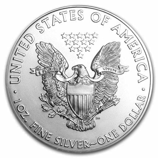 2013 American Eagle 1oz .999 Silver Bullion Coin ASE 2