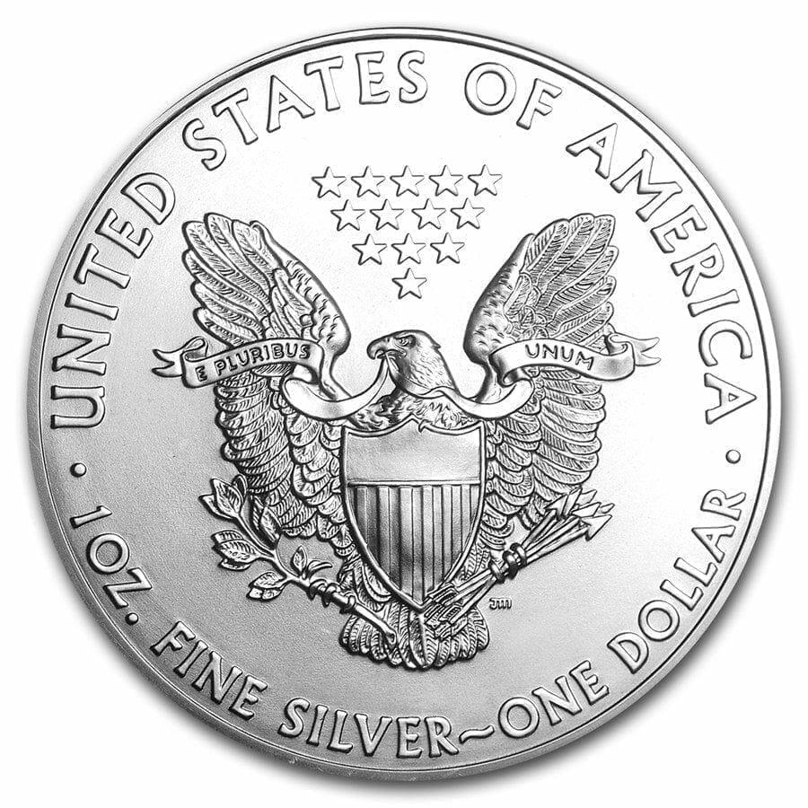 2013 American Eagle 1oz .999 Silver Bullion Coin ASE 3