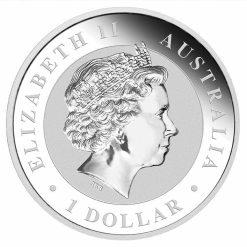 2015 Australian Koala 1oz Silver Bullion Coin 4