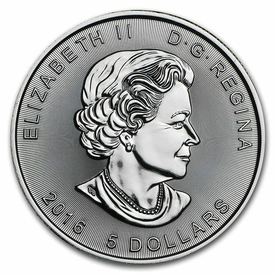 2016 Superman S Shield 1oz .9999 Silver Bullion Coin 2