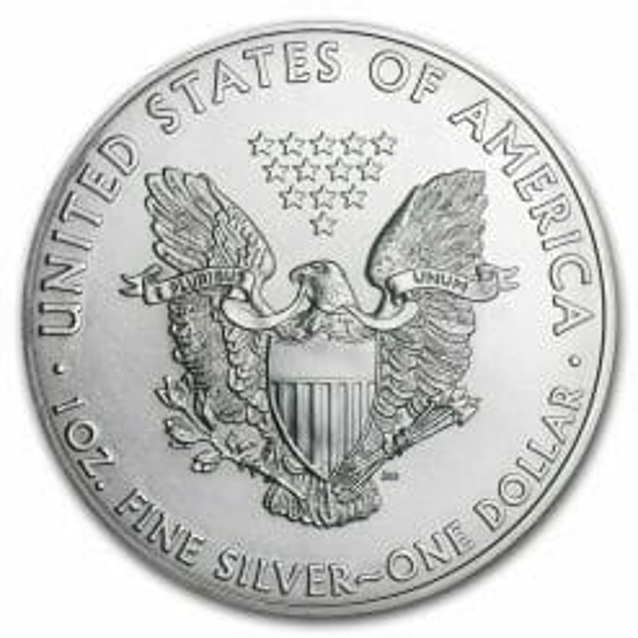 2011 American Eagle 1oz .999 Silver Bullion Coin ASE - US Mint 3