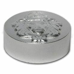 Scottsdale Silver 5oz .999 Silver Bullion Stacker Round Coin 4