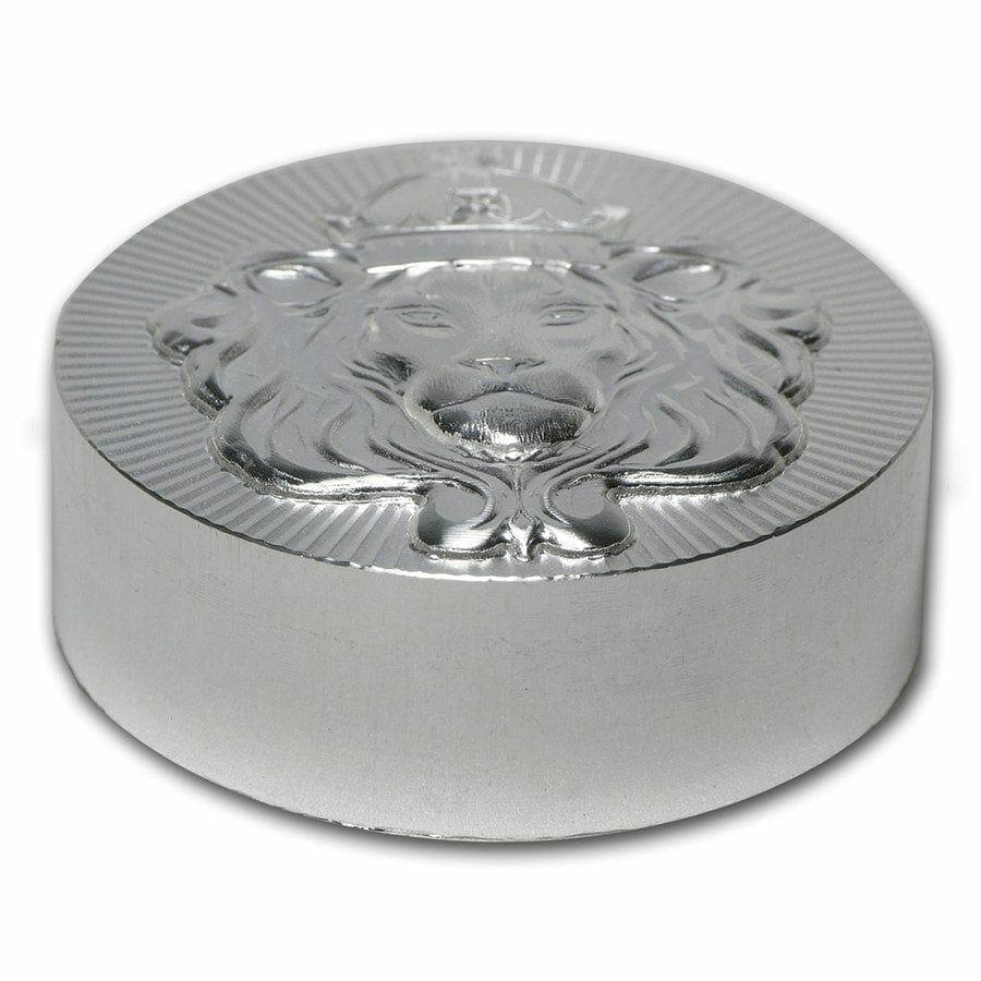 Scottsdale Silver 5oz .999 Silver Bullion Stacker Round Coin 2