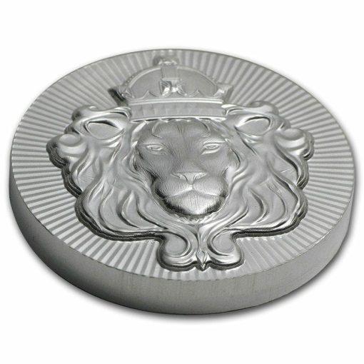 Scottsdale Silver 2oz .999 Silver Bullion Stacker Round Coin 4