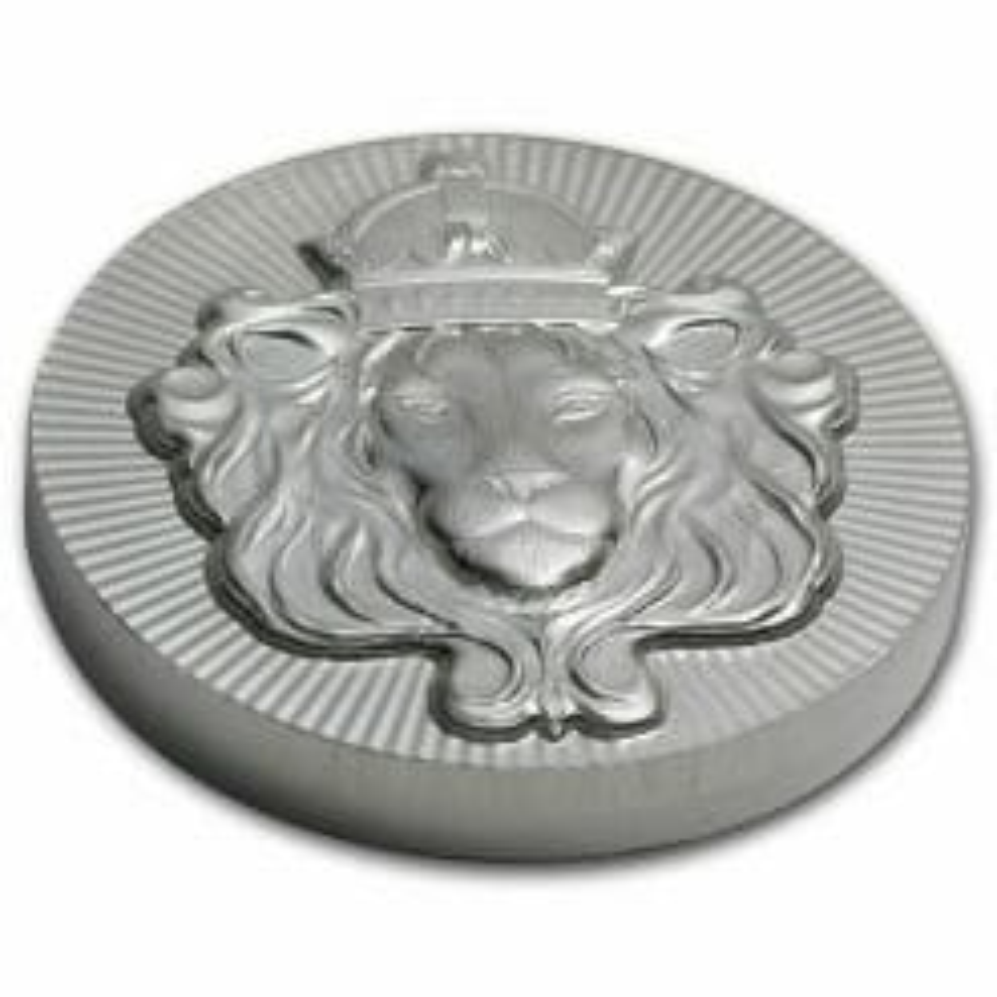 Scottsdale Silver 2oz .999 Silver Bullion Stacker Round Coin 7