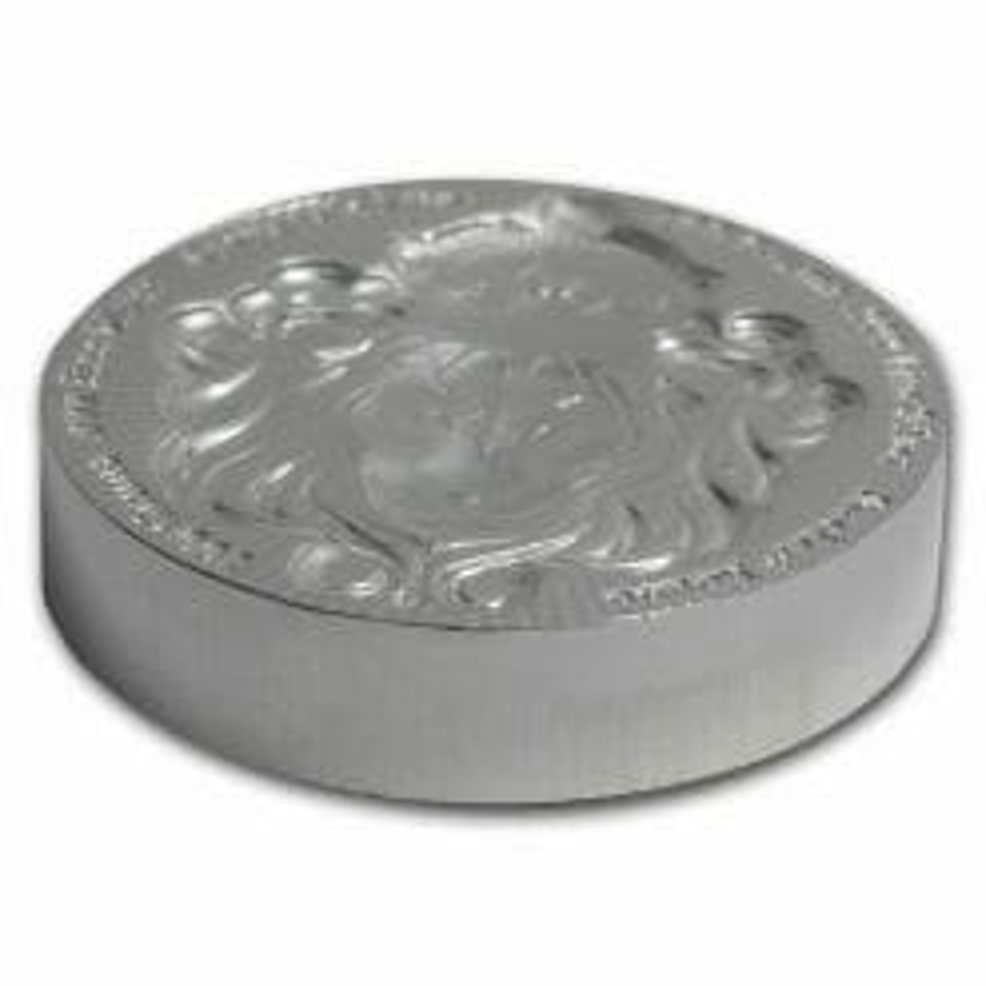 Scottsdale Silver 100 Grams .999 Silver Bullion Stacker Round Coin - 100g 6