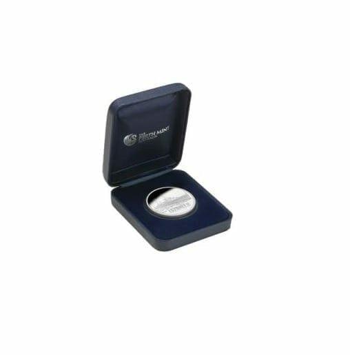 2008 HMAS Sydney II 1oz .999 Silver Proof Coin - The Perth Mint 3
