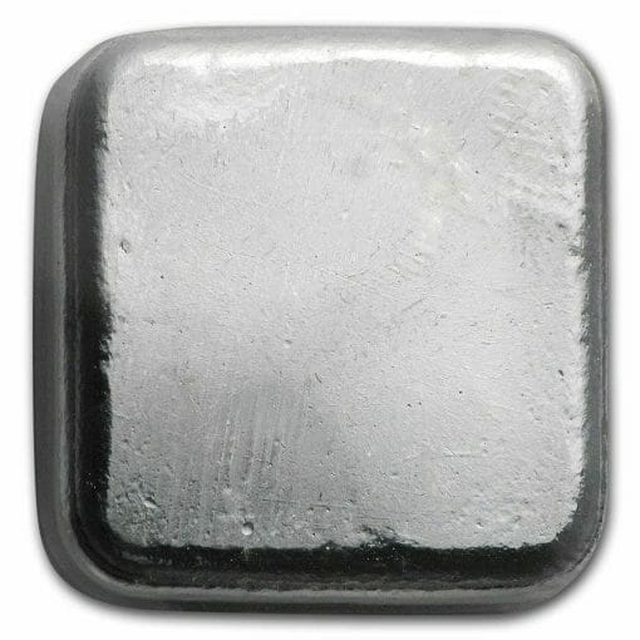 Southern Cross Bullion 1oz .999 Silver Cast Button Bullion Bar 2