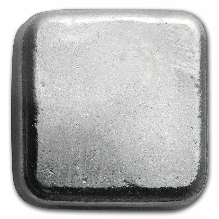 Southern Cross Bullion 1oz .999 Silver Cast Button Bullion Bar 4