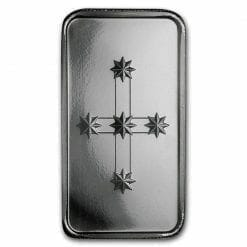 Eureka 1oz .999 Silver Minted Bullion Bar - Southern Cross Bullion 3