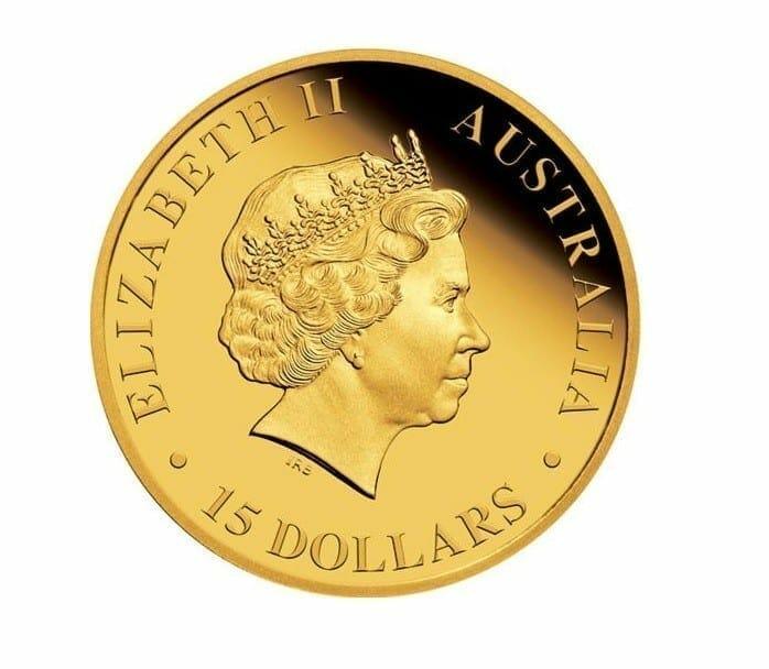 2013 Australian Koala 1/10oz .9999 Gold Bullion Coin - The Perth Mint 2