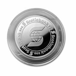 5oz .999 Silver Bullion Coin - Scotiabank 3