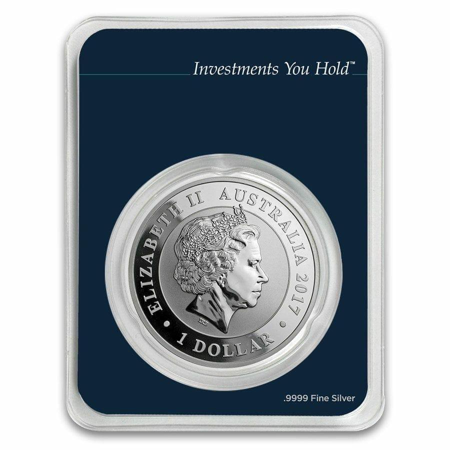 2017 Australian Swan 1oz .9999 Silver Bullion Coin - The Perth Mint 2
