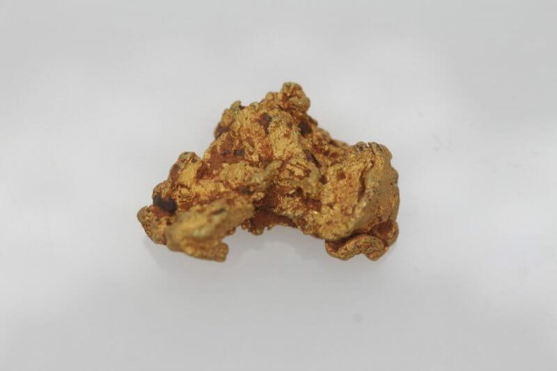 Map of Australia - Natural Western Australian Gold Nugget - 1.59g 3