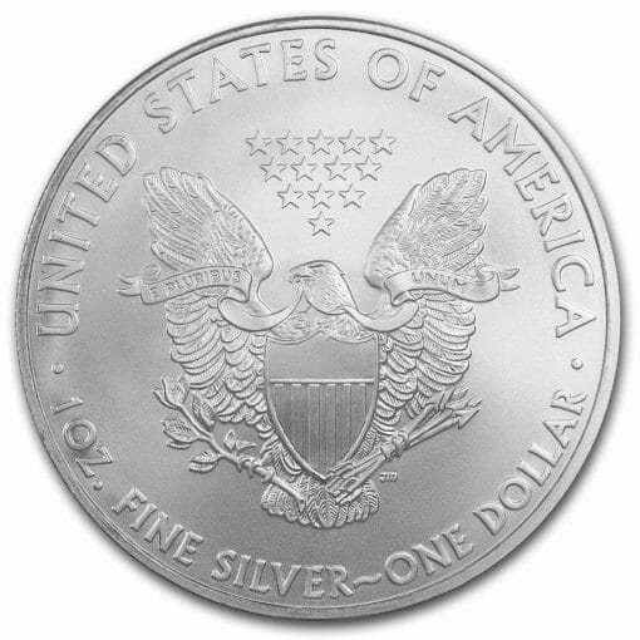 2009 American Eagle 1oz .999 Silver Bullion Coin ASE 2