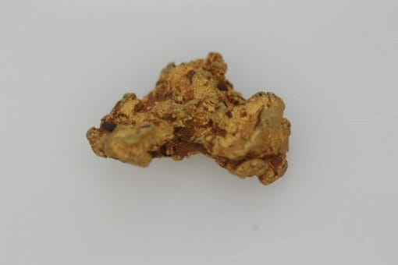 Map of Australia - Natural Western Australian Gold Nugget - 1.59g 4