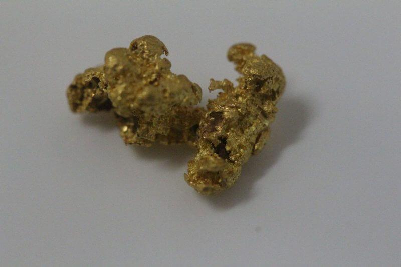Natural Western Australian Gold Nugget - 1.40g 4