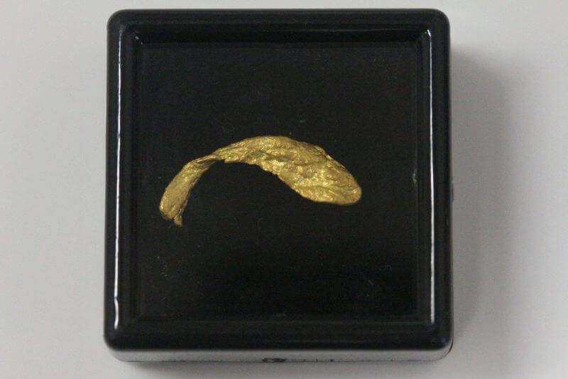 Natural Western Australian Gold Nugget - 0.67g 5