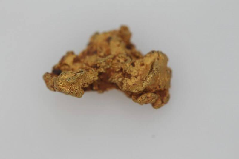 Map of Australia - Natural Western Australian Gold Nugget - 1.59g 5