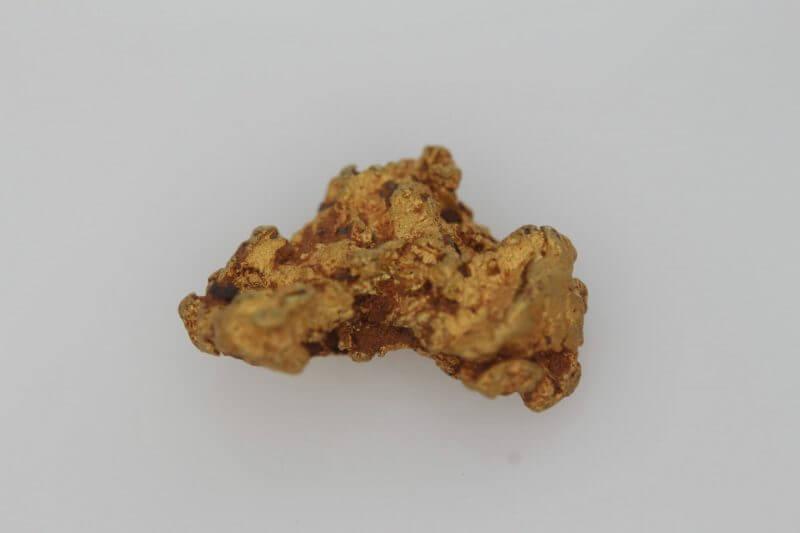 Map of Australia - Natural Western Australian Gold Nugget - 1.59g 6