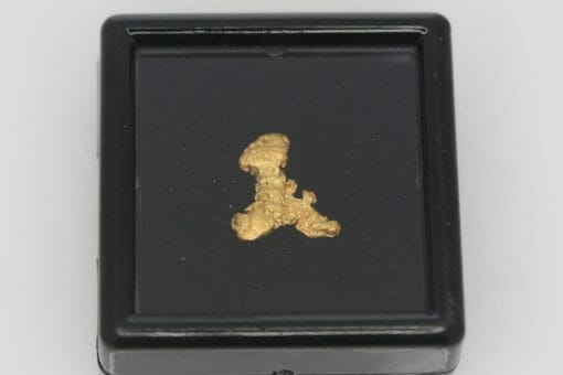 Natural Western Australian Gold Nugget - 0.78g 7