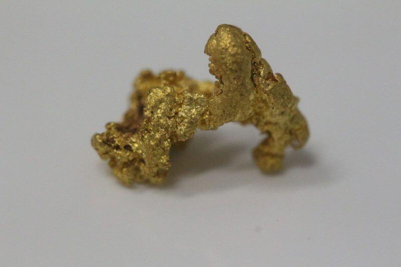 Natural Western Australian Gold Nugget - 1.40g 10