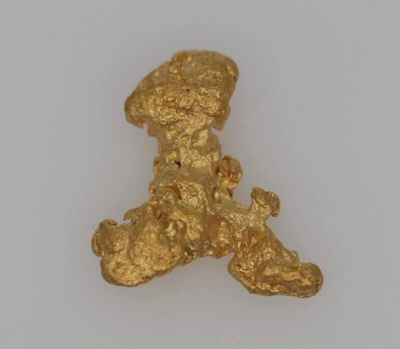 Natural Western Australian Gold Nugget - 0.78g 1
